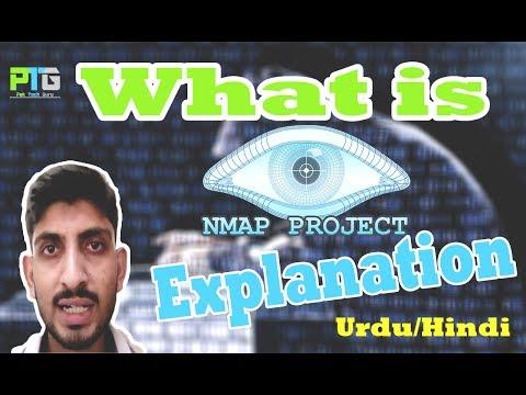 What is Nmap   Best Tool for Port Scanning   Explanation in Urdu/Hindi