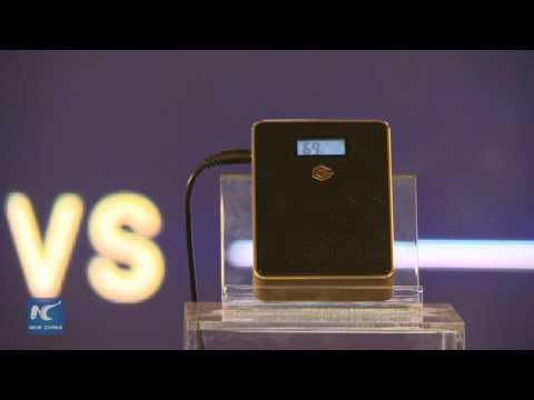 World'sfirstgraphenebatteryproduct unveiledinBeijing