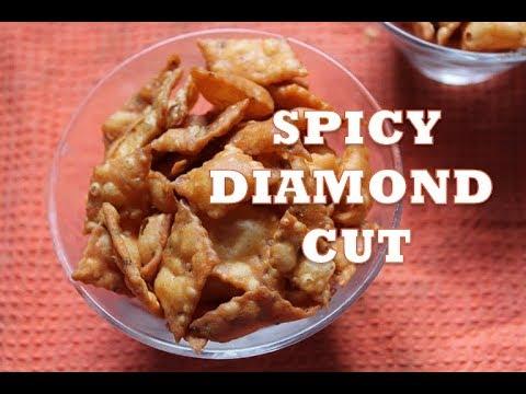 Spicy Diamond Cuts Recipe