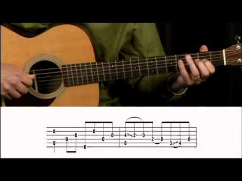 Country Folk Acoustic Licks Guitar Lesson @ GuitarInstructor.com (preview)