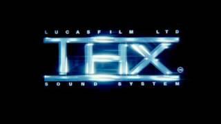 A THX sound system test