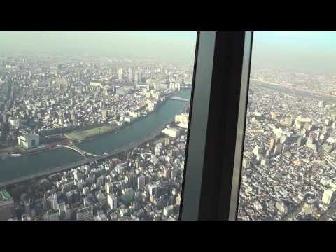 From Tokyo Sky Tree, Look down!