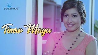Timro Maya Ma - Kamal Khatri Ft. Aanchal Sharma, Subechan Shrestha | New Nepali Pop Song 2017