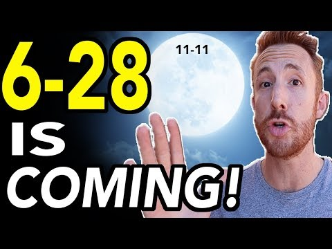 5 Things You Should Know About The FULL MOON: (June 28th, 2018)