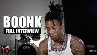 Boonk on Getting Shot, Never Meeting Son, Wrecking BMW (Full Interview)