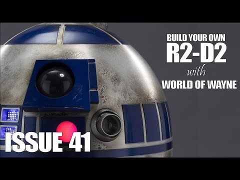 Build Your Own R2-D2 - Issue 41 - The Lightsaber