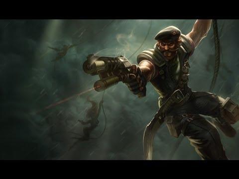 League of Legends - Team Battle Gangplank 5 (voiced)