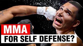 Will MMA Work for Self Defense? | ART OF ONE DOJO
