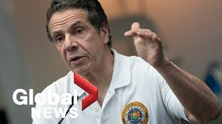 Coronavirus outbreak: New York postpones primary election as COVID-19 cases climb over 50,000