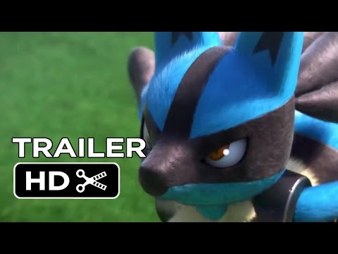 Pokémon: Live Action Movie Trailer