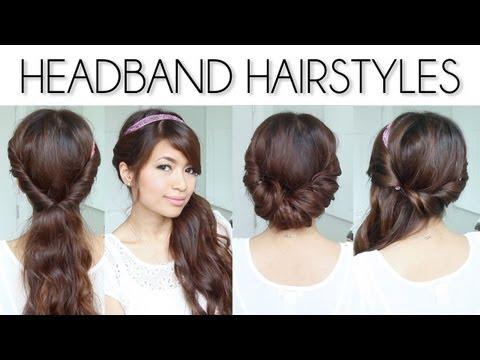 Video Of The Week: Easy Hairstyles