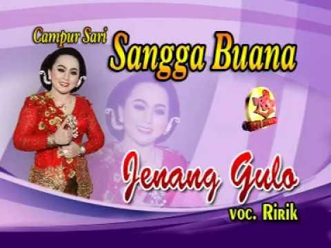 Lirik Lagu JENANG GULO Langgam Karawitan Campursari - AnekaNews.net