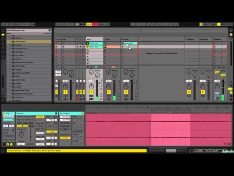 Ableton Live tutorial - Ambient Dubtechno in 12 minutes