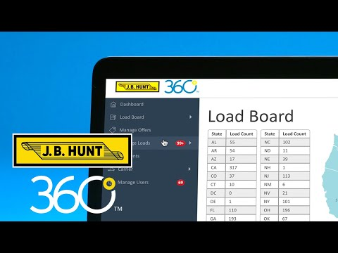 Carrier 360: Load Board Features