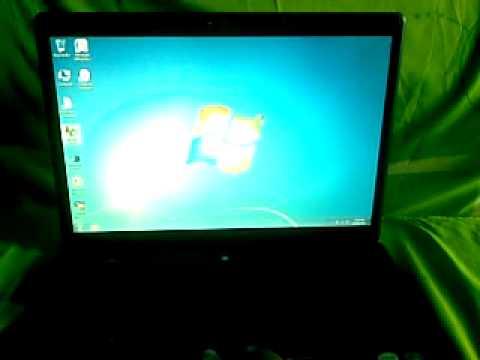 Compaq Presario c700 WiFi