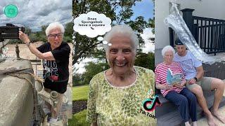 Ross Smith Grandma New TikTok Videos 2021 | Smooth Smith Funny Videos 2021