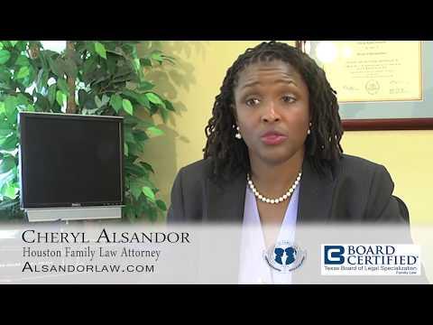 Houston Texas Custody and Visitation Lawyer