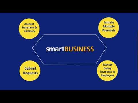 Learn more about SmartBUSINESS from Emirates NBD إعرف المزيد عن سمارت بيزنس