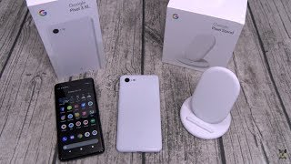 Google Pixel 3 XL - Unboxing And First Impressions