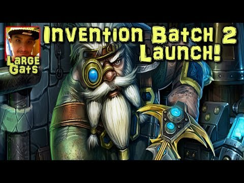 Invention Batch 2 has launched! - September 18, 2017