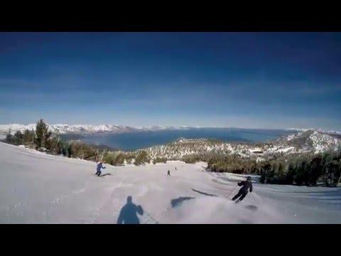 Lake Tahoe 2016: Skiing Heavenly, NorthStar, Kirkwood and Squaw