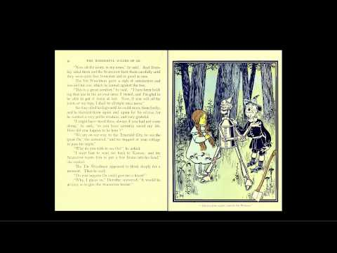 The Wonderful Wizard of Oz - L Frank Baum - Chapter 05