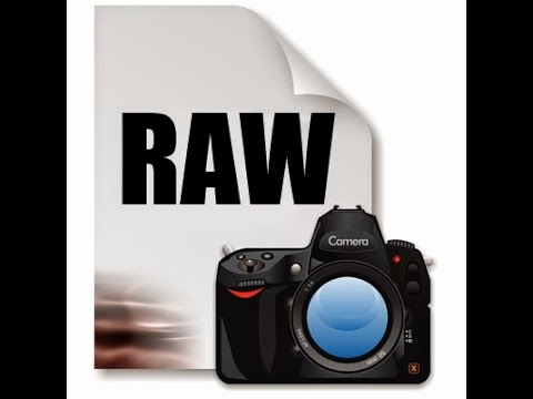 TUTORIAL MEMBUKA FILE RAW tanpa PHOTOSHOP