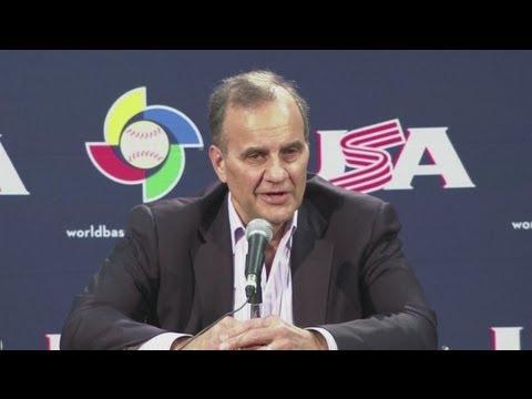 World Baseball Classic - Team USA's Joe Torre wary of Japan threat