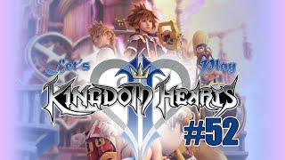 Kingdom Hearts 2 - Teil 52 - Wir haben Simba gefunden (PS2/HD/Lets Play)