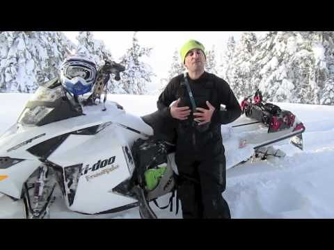 Layering with Ski-Doo Mountain Gear for All-Conditions Comfort