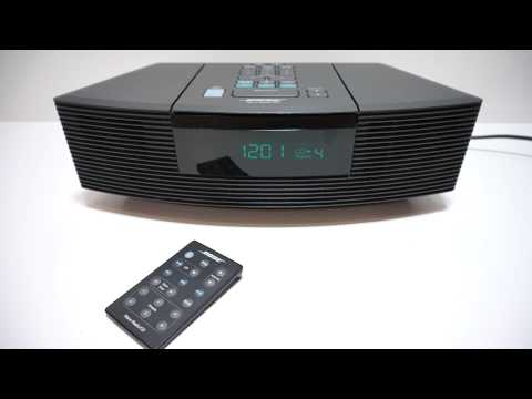 Bose Wave Radio AM/FM CD Player AWRC1G