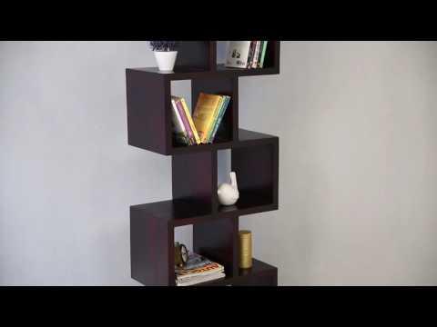 Book Shelf - Cagney Bookshelf Online In India @ Wooden Street