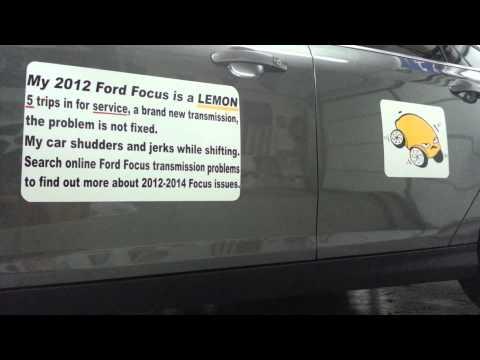Ford Focus DCT Lemon