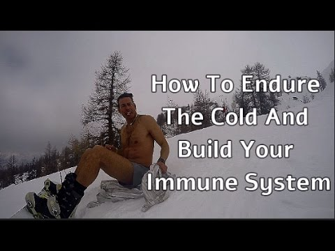 How to Endure the Cold and Strengthen Your Immune System!