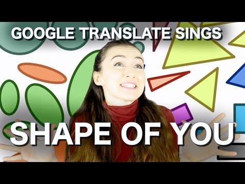 Google Translate Sings: