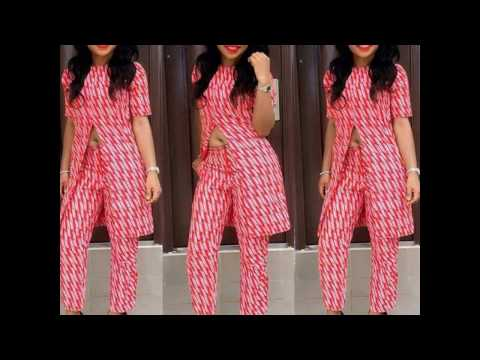 Beautiful Ankara Jumpsuit Styles For Beautiful Ladies