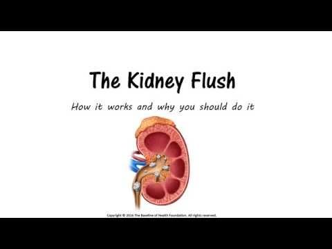 The Kidney Detox -- How it Works Naturally: Kidneys Stones, Kidney Sludge, Gallstones, UTIs