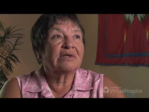 Linda: Dying in hospital