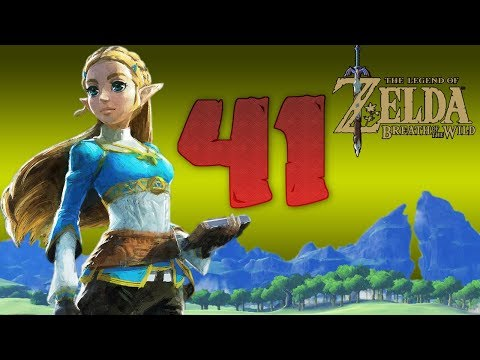 Zelda Breath of The Wild [41]: You're Beautiful