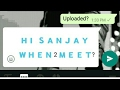Whatsapp Text Trick | Send Messages in Blue text!