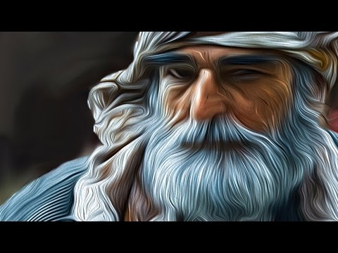how to give oil painting effect in photoshop cc