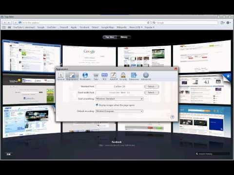How To Change Safari Homepage