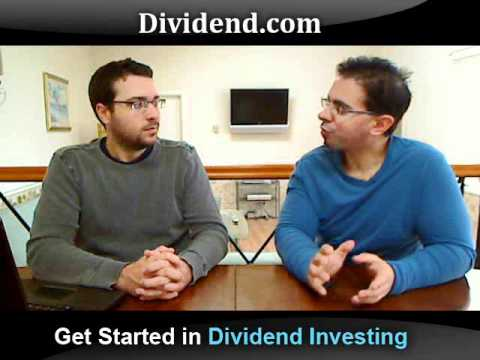Get Started in Dividend Investing (without much money)