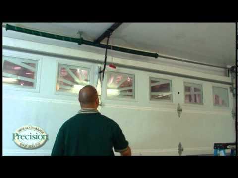 How To Open Your Garage Door Manually