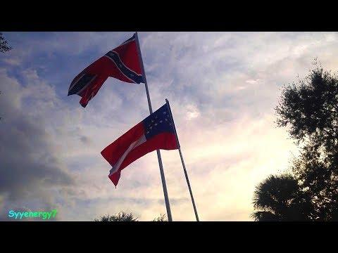 'Ark of the Covenant' Gen  Lee HQ Flag Flying for Jan 19th Birthday