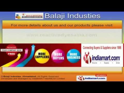 Reactive Dyes by Balaji Industies, Ahmedabad