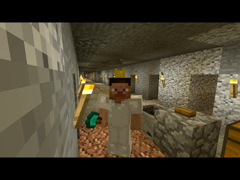 Minecraft Survival Adventures - Rail System [73]