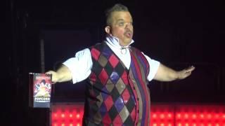 Nederlands Nationaal Circus Herman Renz presenteerde in seizoen 2015 de show