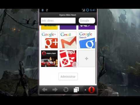 All india free internet using airtel sim  Opera mini handler 7 5 3