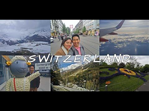 Zurich   Geneva   Zermatt \\Switzerland//